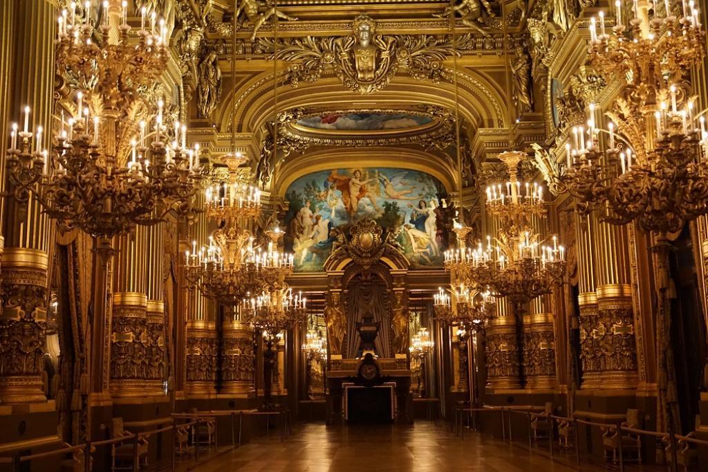 Photos Opéra Garnier 7/12/2019